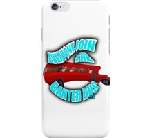 Everyone join the banter bus! iPhone Case/Skin
