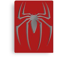 Spiderman suit spider Canvas Print