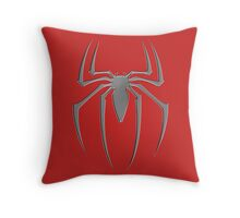 Spiderman suit spider Throw Pillow