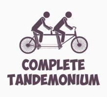 Tandem Bike Complete Tandemonium by TheShirtYurt