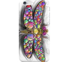 Little Snippets: Steampunk Dragonfly iPhone Case/Skin