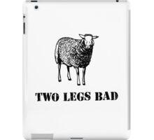 Two Legs Bad Sheep iPad Case/Skin