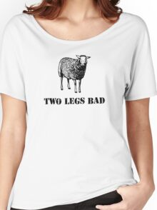 Two Legs Bad Sheep Women's Relaxed Fit T-Shirt