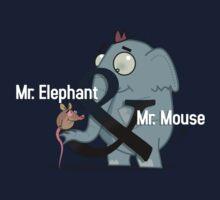 Mr. Elephant & Mr. Mouse Kids Clothes