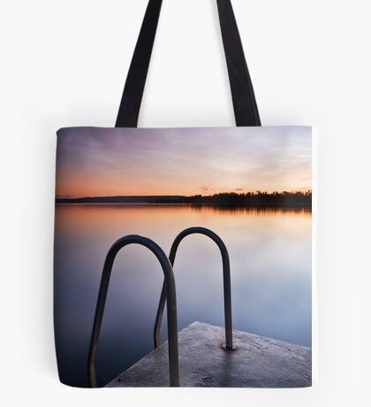 Blue Skies Forever Revisited Tote Bag