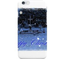 The Fountain .. Christmas 2004 iPhone Case/Skin