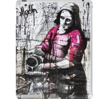 milk woman iPad Case/Skin