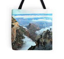 Otherworldly Grand Canyon Sunrise In Arizona  Tote Bag