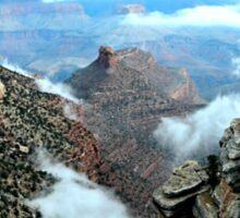 Otherworldly Grand Canyon Sunrise In Arizona  Sticker