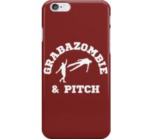 Grabazombie & Pitch iPhone Case/Skin