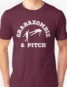 Grabazombie & Pitch Unisex T-Shirt