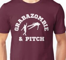 Grabazombie & Pitch Unisex T-Shirt