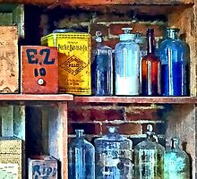 Apothecary Stockroom by Susan Savad