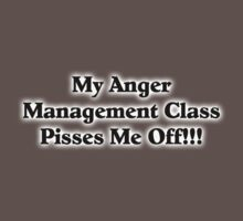 Anger Management Pisses Me Off by Ryan Houston