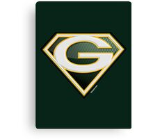 Super Packers of Green Bay Canvas Print