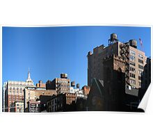 Gotham ensemble Poster