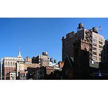 Gotham ensemble Photographic Print