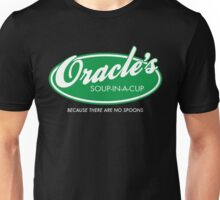 Oracle's Soup-In-A-Cup Unisex T-Shirt