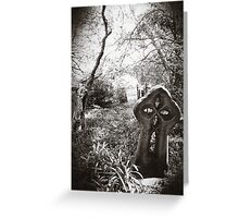 Newtown Cemetery Greeting Card