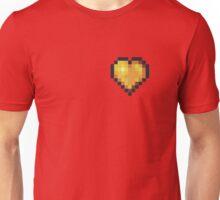 Terraria golden heart Unisex T-Shirt