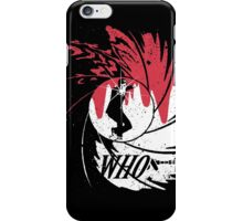 From Gallifrey With Love iPhone Case/Skin