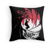 From Gallifrey With Love Throw Pillow