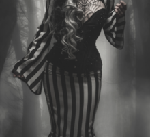 Zoe Harlotta - Sleepy Hollow 1 Sticker