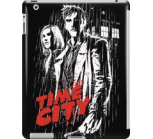 Time City iPad Case/Skin