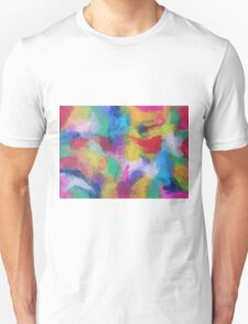 """""""In a Dream No.2"""" original abstract artwork by Laura Tozer Unisex T-Shirt"""