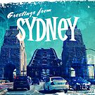 Greetings From Sydney by Ross Robinson