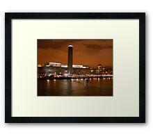 Tate Modern from Globe View Framed Print