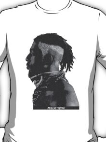 Flatbush Zombies Print - Meechy Darko T-Shirt