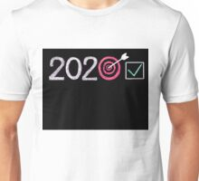 Conceptual image of Year 2020 Unisex T-Shirt