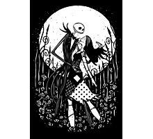 Halloween Love Photographic Print