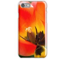 Anatomy of a Tulip: Angled iPhone Case/Skin