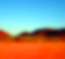 Into the Heat Haze: Sense of Desert Project'08 by pcphotoart