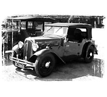 The Oul Austin in Kinsale! Photographic Print