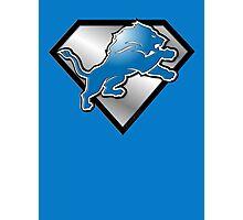 Super Lions of Detroit! Photographic Print