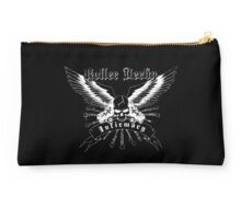 Roller Derby Infirmary (white) Studio Pouch