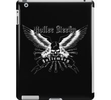 Roller Derby Infirmary (white) iPad Case/Skin