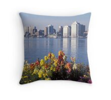 Halifax Nova Scotia Throw Pillow