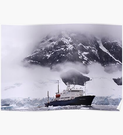 Polar Pioneer Poster