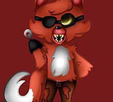 Foxy by MiningCazzy