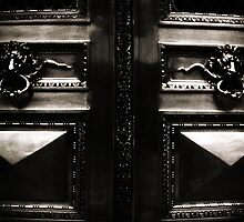 City Door Lomo Argentina by Juilee  Pryor