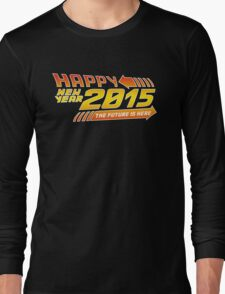 Back to the 2015 Long Sleeve T-Shirt