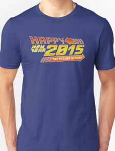 Back to the 2015 Unisex T-Shirt