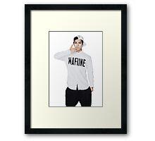 Got7 Jackson inspired Framed Print
