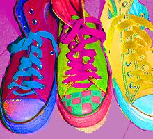 Bright Colours by emoxox
