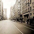 Downtown Lomo Argentina by Juilee  Pryor