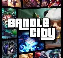 Bandle City (GTA Style) by exostreams